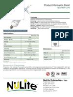 CCFL Lamp - SA418D/120V