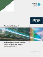 PortaSwitch Handbook Converged Services MR17