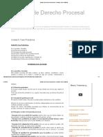 Apuntes de Derecho Procesal Civil _ Unidad 8