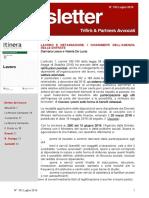 Newsletter T&P N°103