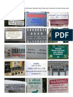 b.signs