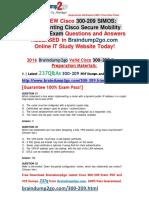 (2016.07.NEW)Offer Exam 300-209 VCE Dumps 237q(21-30)