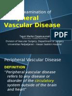 PE Artery and Vein 2012