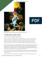 Aleksandar Djakovac - Vaskrsenje-smrt Smrti