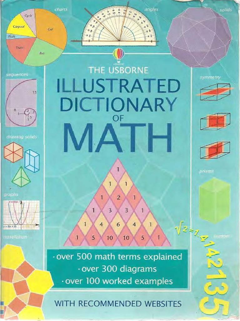 The Usborne Illustrated Dictionary of Maths (gnv64).pdf | Decimal ...