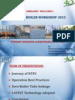 5.NTPC Simhadri Presentation on Best Practices of O&M