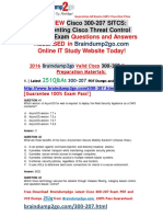 [2016.07.NEW]Cisco Exam 300-207 VCE 251q[41-50]