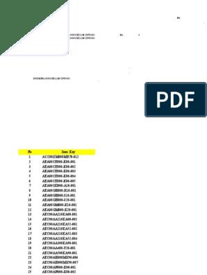 Engine Piston Ring Set ITM 021-6208-STD