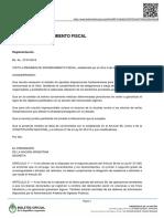 Decreto 895/2016