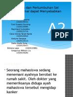 PPT Blok 3 pembelahan dan pertumbuhan abnormal kanker
