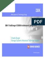 Ds8000 Architecture Configuration
