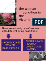 Victorian Age - Woman