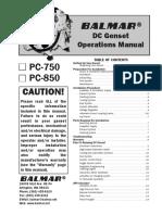 Genset Manual