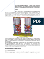 Structura Siloz Ciment