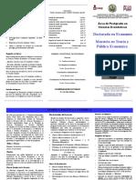 Doctorado y Maestria en Teoria y Politica Economica - UCV (UNIVERSIDAD CENTRAL DE VENEZUELA)