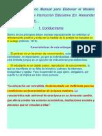 Extractos Manual Modelos Pedagógicos