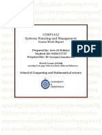 Systems Planing and Management (Maritz Research Case Study)-Libre