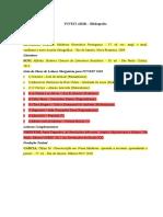 FUVEST - Bibliografia