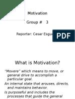 Motivation My Report