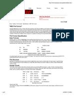 MIDI File Format - The Sonic Spot