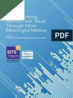 Meaningful Metrics Online