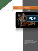 ITS Help Service Desk Portfolio 2015