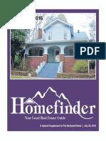 McDowell Homefinder August 2016