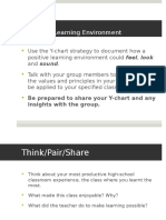 presentation- manageing learing environments