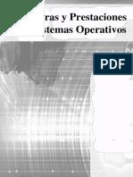 Estructuras y Prestaciones de un Sistema Operativo