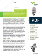Aviat DVM-ExP2 Stabilized Microwave Platform Data Sheet - Sept 2015 (1)
