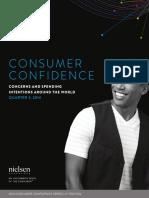 Nielsen Q4 2014 Global Consumer Confidence Report