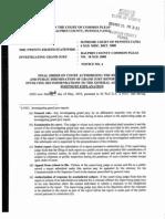 Grand Jury Report No. 1
