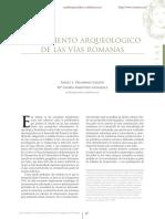 2010 Arqueología en Vías Romanas