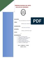 Estructura Trabajo Grupal