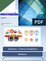 Clase IV_Técnicas de Investigación_IBMI Octubre 2015