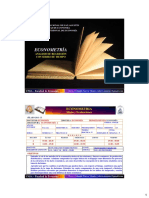 A1 Econometria 2011 II Regresion Multiple de Series de Tiempo
