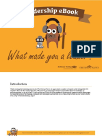 What Made You a Leader PDF