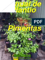 Manual Pimentas Agriflora