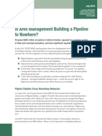 Is Ares Management Building a Pipeline to Nowhere?