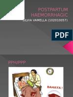Postpartum Haemorrhagic