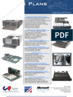 Chassis Plans Systems and Solutions for Rugged Rackmount Computers and LCD Display Systems