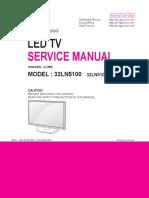 LG 32LN5100 Ch LL35B