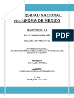 Informe Practica de Mecanica Experimental 1