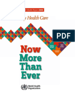 World Health Record