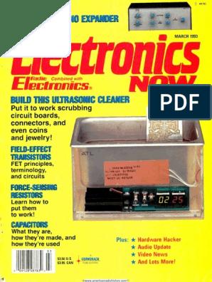 EN-1993-03 | Electronic Circuits | Electromagnetism