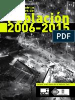 Libro Proyecciones 2006 - 2015