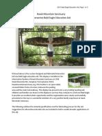 Hawk Mountain Sanctuary Eagle Display