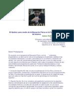 El Ajedrez como medio de la Educación Física en la Formación.doc