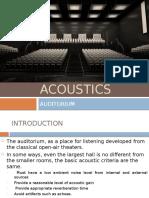 Acoustics (1)