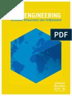Geo-Engineering